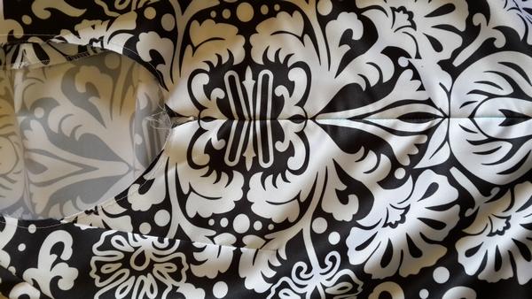 Evening Dress, Black & White Evening Dress, Matric Dance Dress